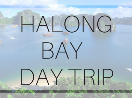 Halong Bay Day Trip