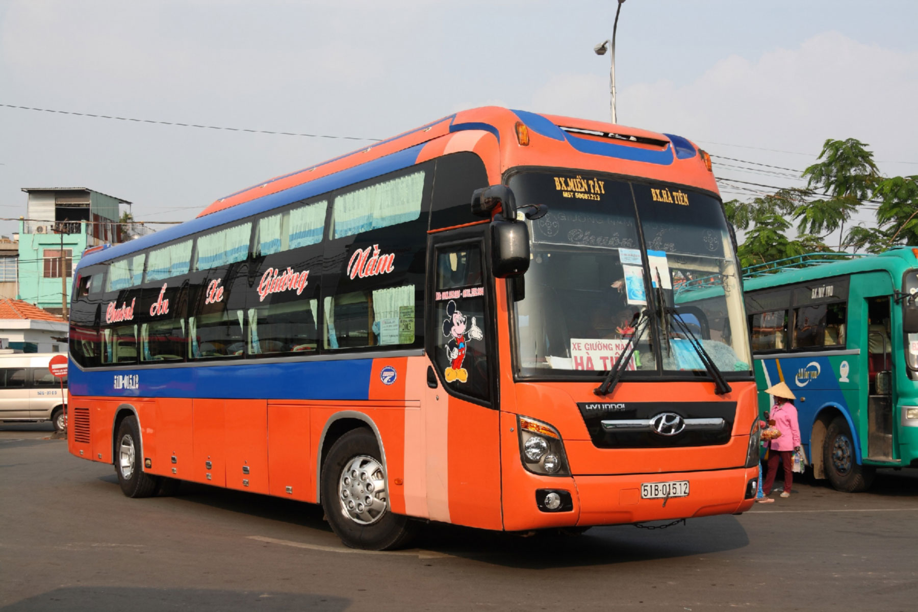 Vietnam Transportation: How to Use the Open Bus Ticket in Vietnam | Lily's Travel & Tours