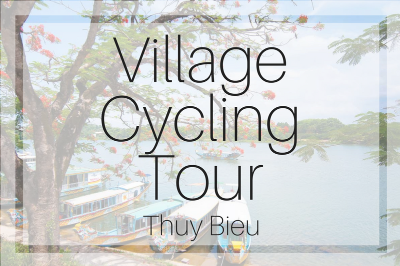 Thuy Bieu Village Tour – Hue