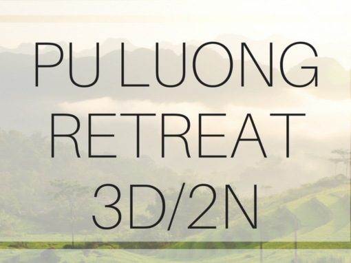 Pu Luong 3 Days / 2 Nights