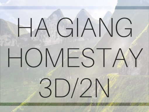 Ha Giang Homestay Discovery