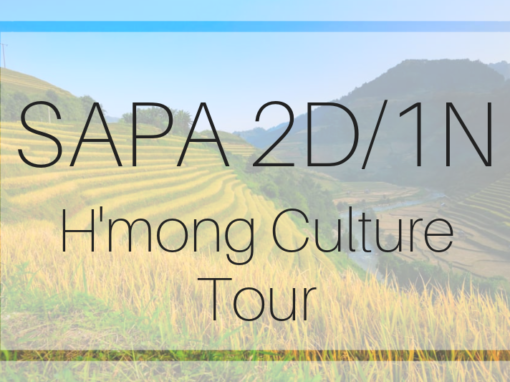 Sapa H'mong Culture Tour – 2 Days, 1 Night
